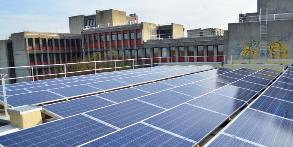 Carbon6 met duurzame zonnepanelen