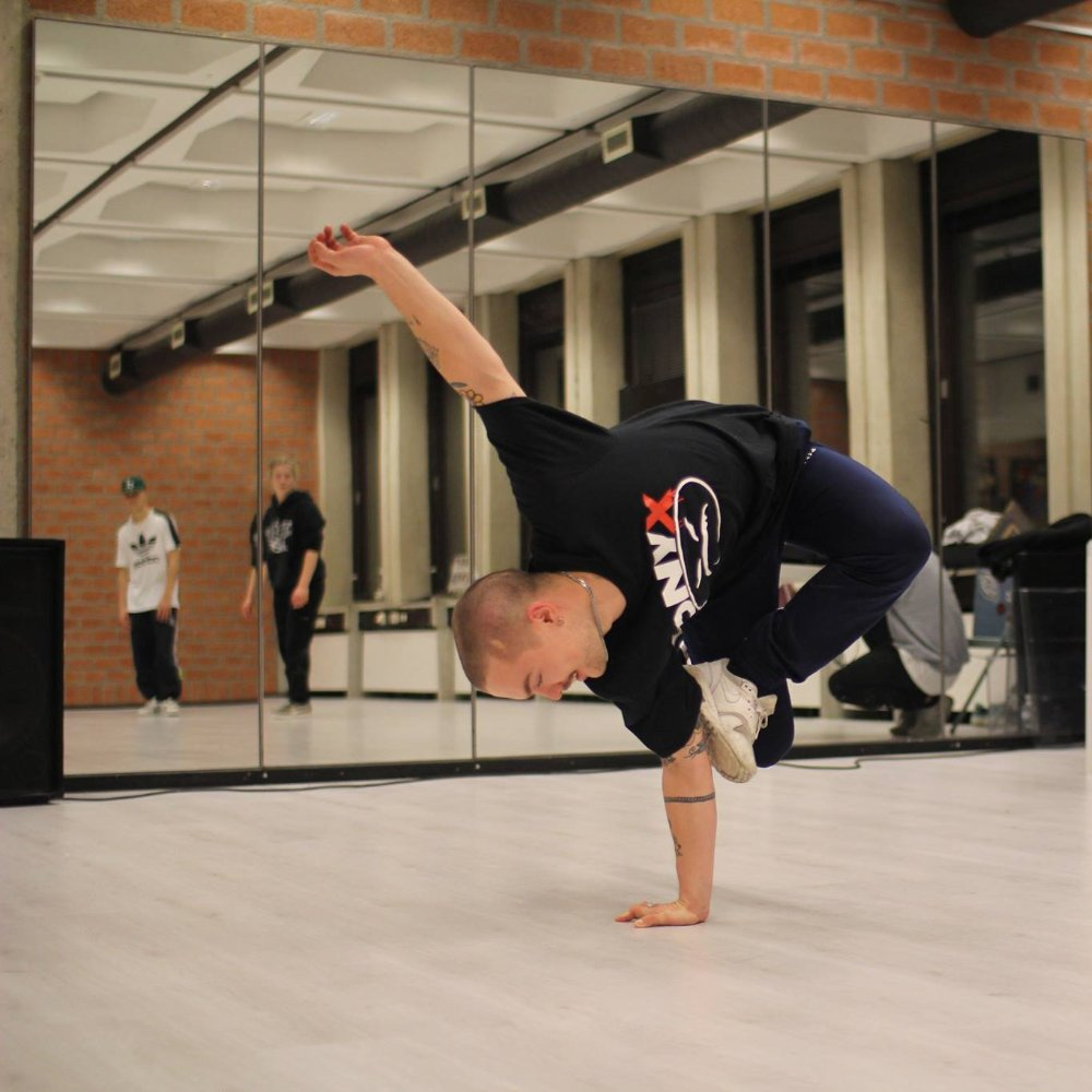 Dansstudio ruimte V011 huren in Carbon6