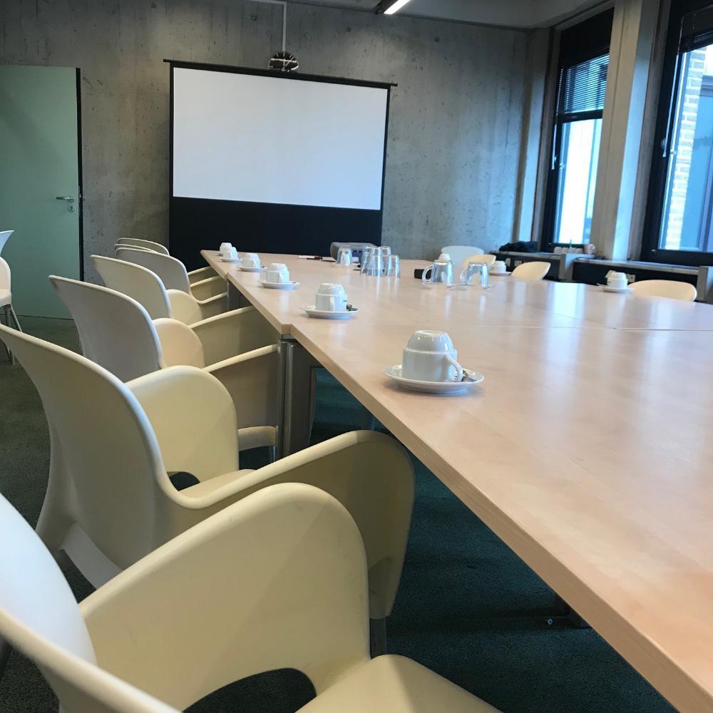 Huur vandaag nog ruimte B401 voor een kleine vergadering in Carbon6