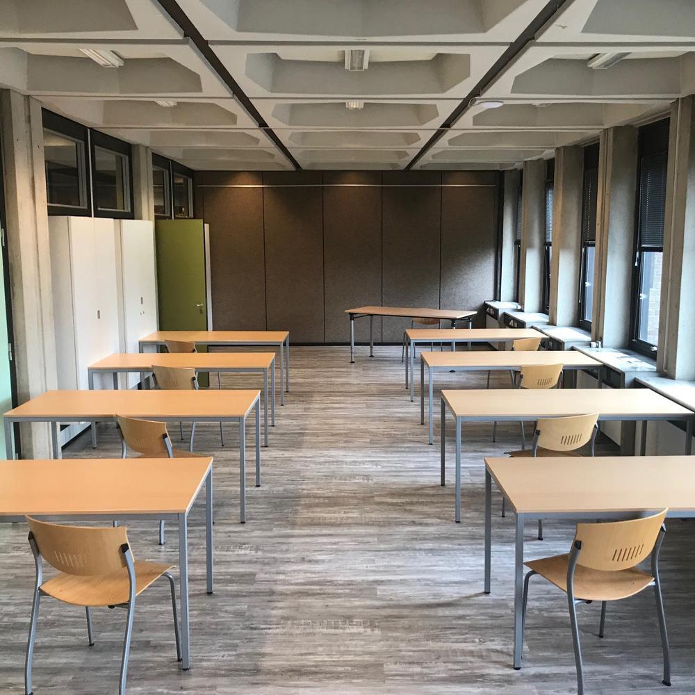 Vergaderruimtes te huur in Carbon6 voor kleine en grote vergaderingen
